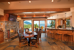 Idaho Mountain Home Bar
