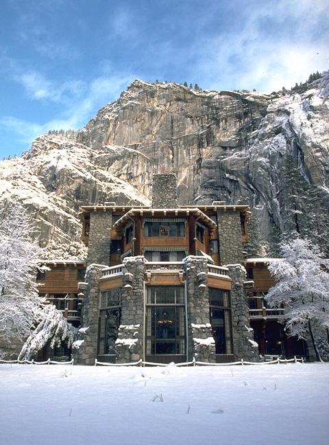 Pacific northwest mountain architects hendricks for Design hotel yosemite
