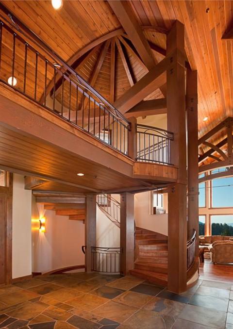 Exterior: Mountain Style Architecture : Mountain Architects