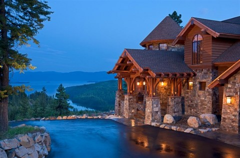 Architecture Home Design on Architect Aia     Filed Under Mountain Architecture   Sandpoint