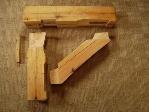 Timber Frame Bracket
