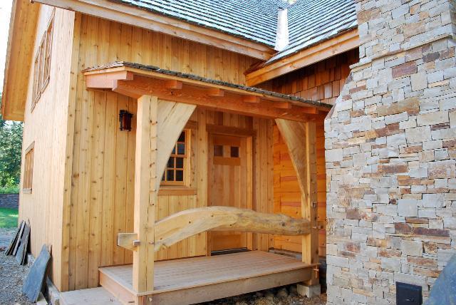 Exterior: Mountain Architecture : Mountain Architects: Hendricks