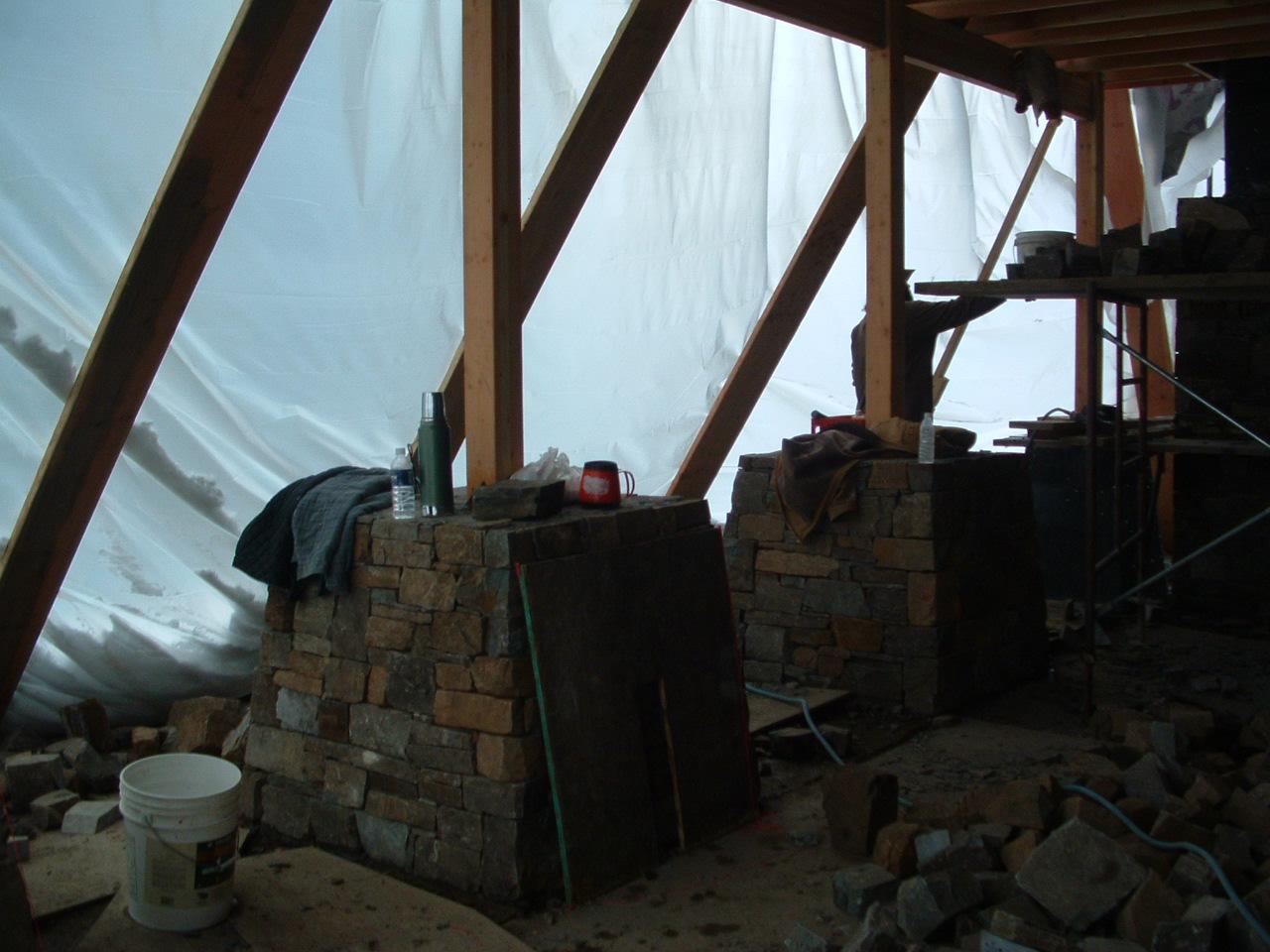 Exterior: Snow Country : Mountain Architects: Hendricks Architecture