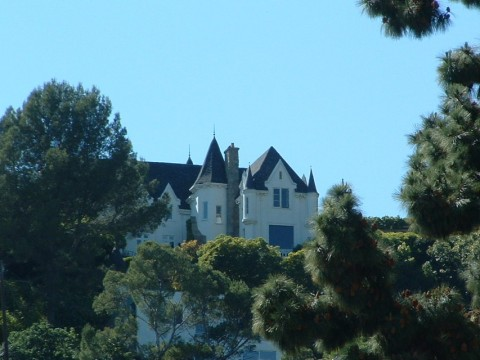 Storybook House in Hollywoodland