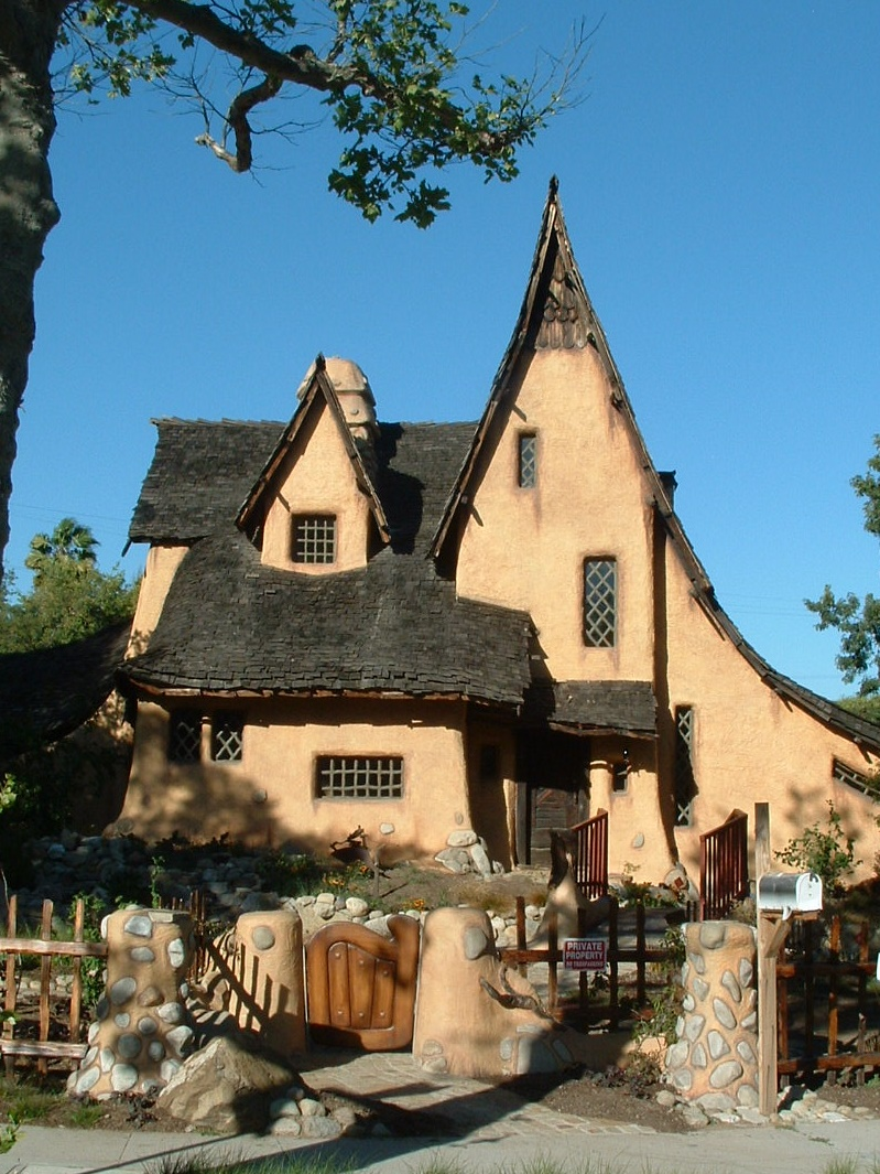 Hansel and gretel cottage mountain architects hendricks for Fairytale inspired home decor