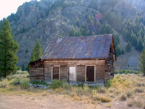 Mountain Home Bonanza Ghost Town
