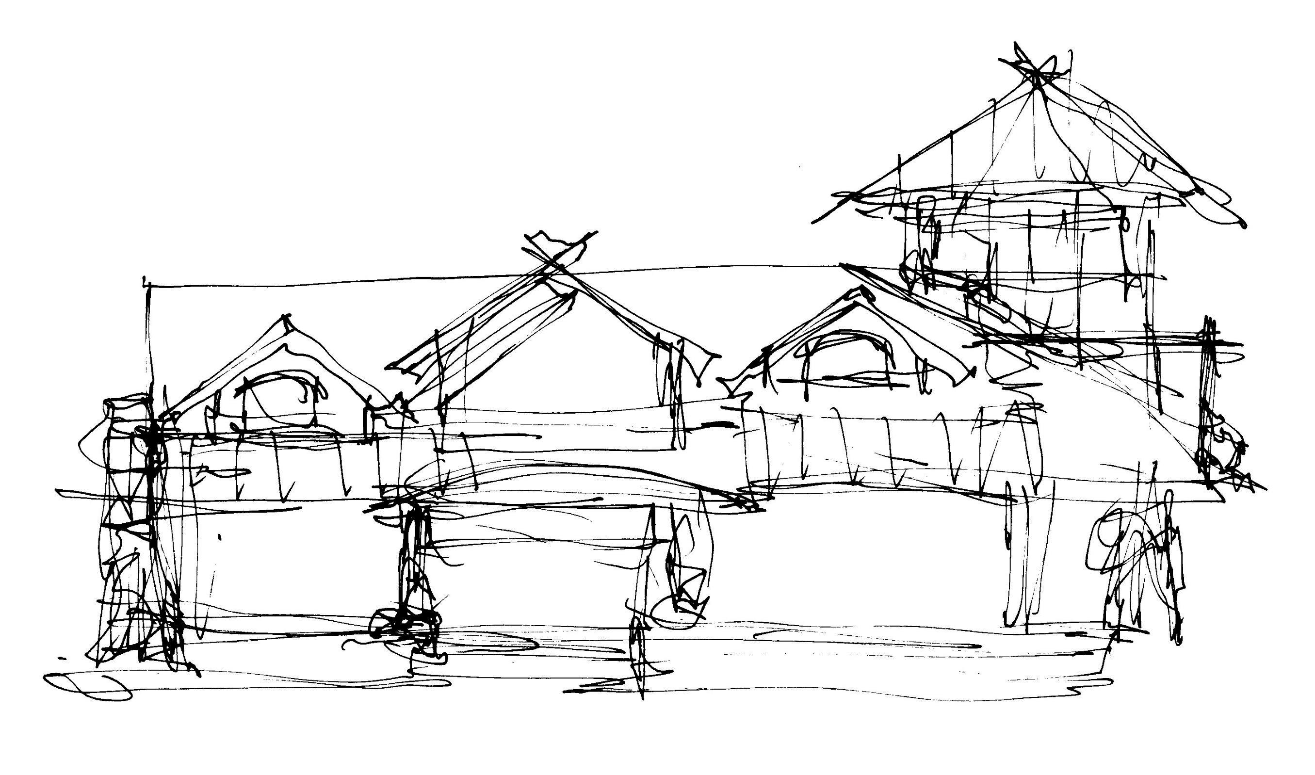 Exterior: Priest Lake : Mountain Architects: Hendricks Architecture